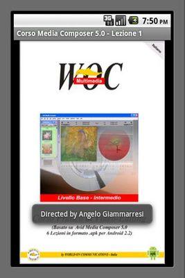 Product picture Corso per Media Composer 5.0 - Lezione 1 - Italiano