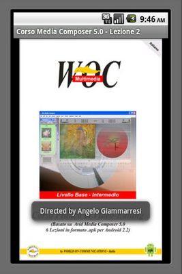 Product picture Corso per Media Composer 5.0 - Lezione 2 - Italiano