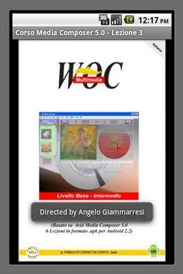 Product picture Corso per Media Composer 5.0 - Lezione 3 - Italiano