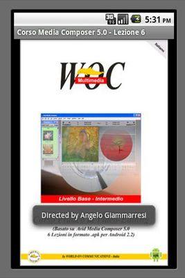 Product picture Corso per Media Composer 5.0 - Lezione 6 - Italiano
