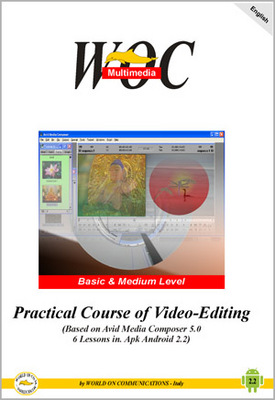 Product picture Course Media Composer 5 - Lesson Demo - English